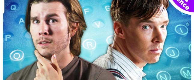How Does Benedict Cumberbatch Break WWII in THE IMITATION GAME?