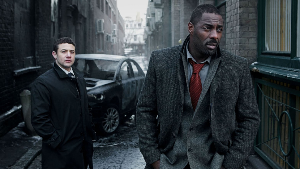 Fox to Remake LUTHER for the U.S.
