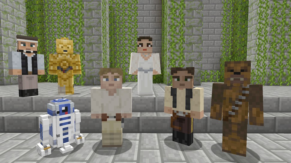 Gaming Daily: STAR WARS DLC Invades MINECRAFT on Xbox