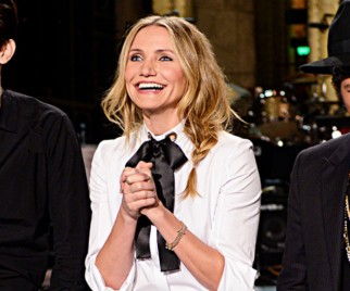 SNL Recap: Cameron Diaz with Musical Guest Bruno Mars and Mark Ronson