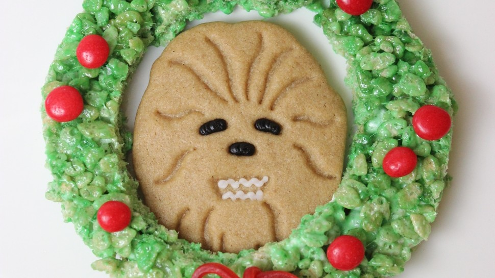 Celebrate STAR WARS' Life Day with Holiday Wookiee Cookies