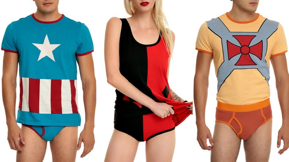 Hot Topic Brings Back UNDEROOS Underwear, Now In Adult Sizes