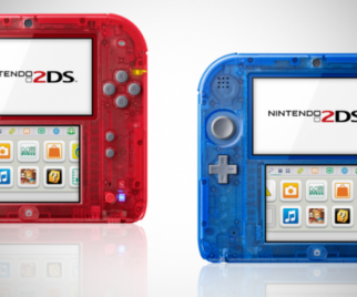 Nintendo's New 2DS Designs Are A Throwback To the '90s