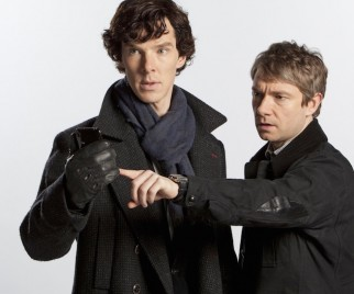 TV-Cap: SHERLOCK & DOCTOR WHO Decorate Bears, New ARCHER Promo, Plus GOTHAM's Gordon Gets Meta