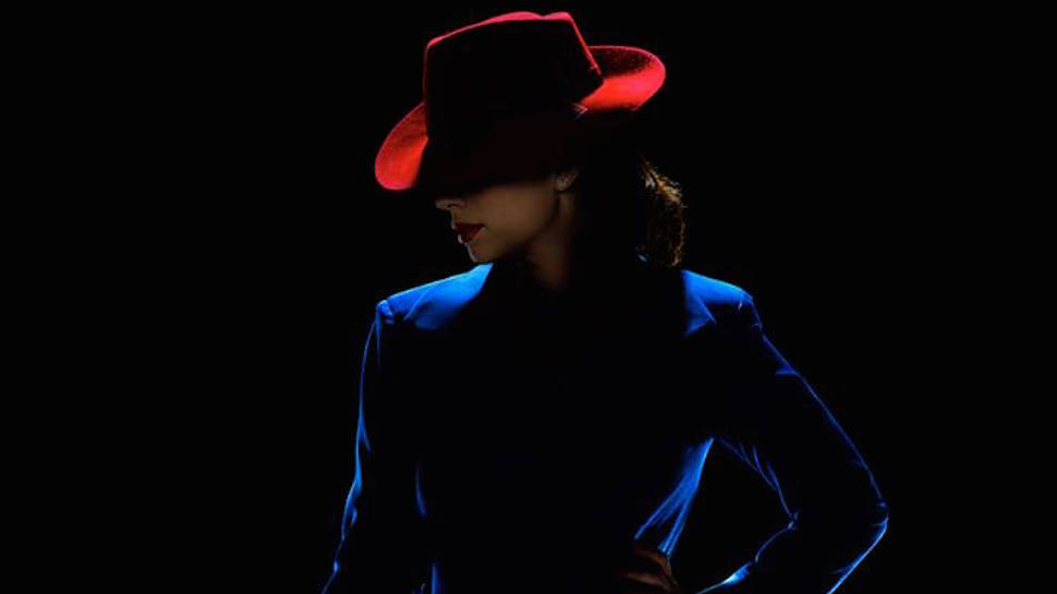 TV-Cap: AGENT CARTER Poster, THE COLBERT REPORT's Final Guests, & a BROADCHURCH S2 Trailer