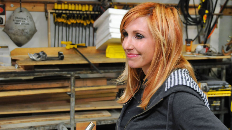 Check Out MYTHBUSTERS' Kari Byron's Fantastic Taste in Music