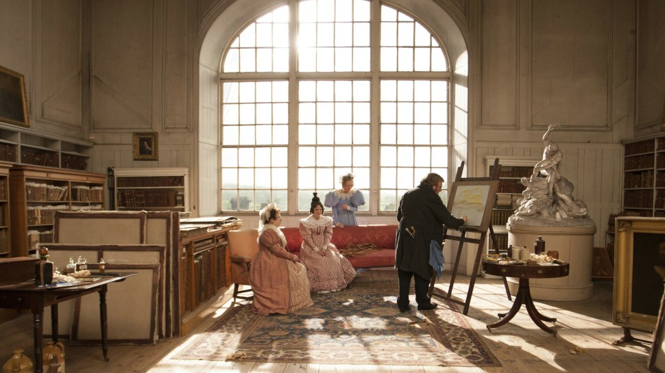 Review: Timothy Spall is Masterful in MR. TURNER