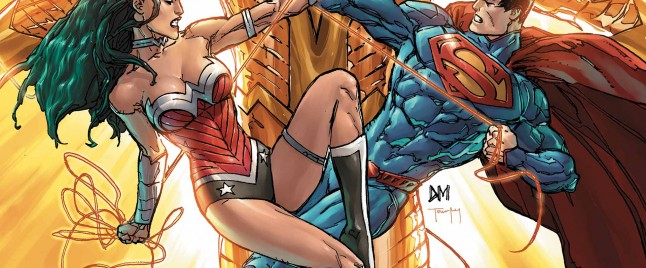 Exclusive: DC Comics' SUPERMAN/WONDER WOMAN #14 Preview