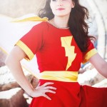 Mary Marvel (DC Comics) | Source: AoiDevil, photo by Purp0Starrs