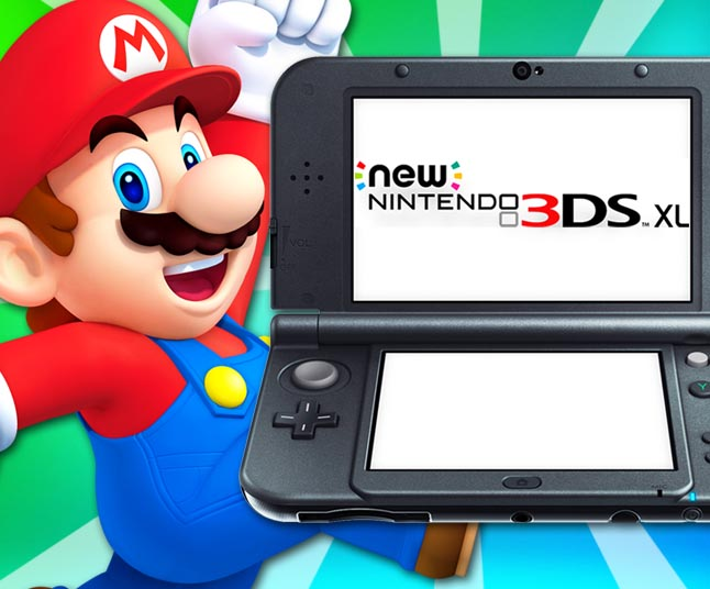 Hands-On with Nintendo's New 3DS XL!