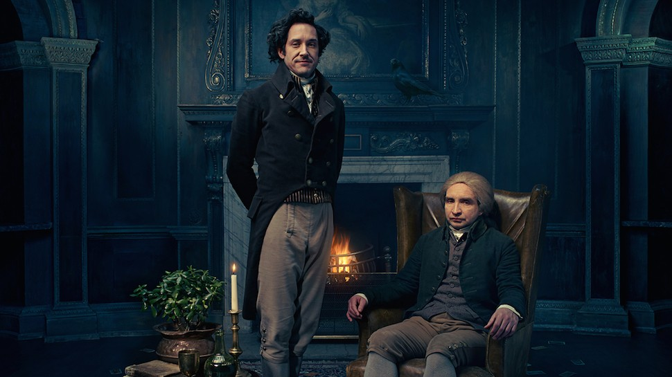Chatting JONATHAN STRANGE & MR. NORRELL with Bertie Carvel and Charlotte Riley