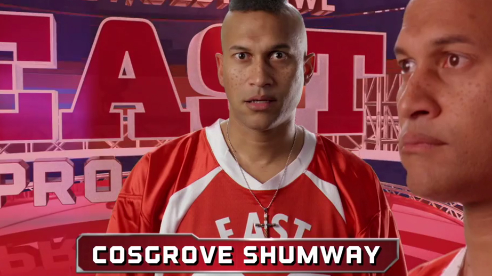 Meet the Players of East/West Bowl 3 from the KEY & PEELE SUPER BOWL SPECIAL