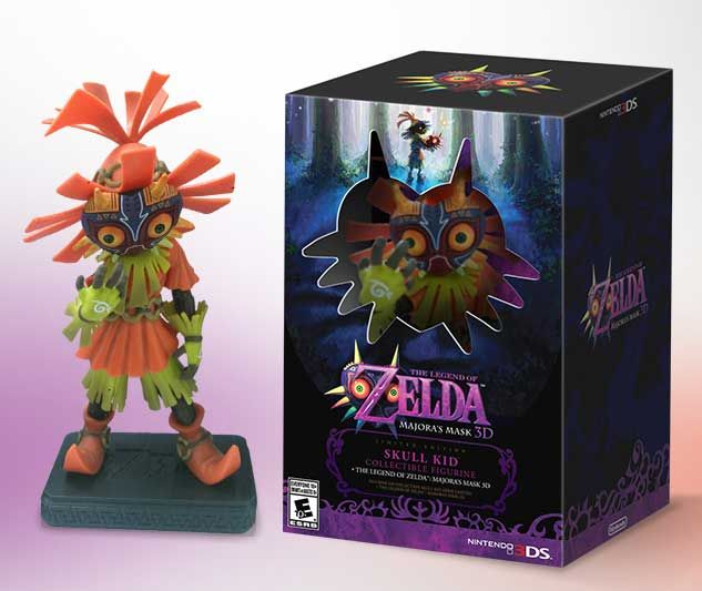 limited edition majora's mask