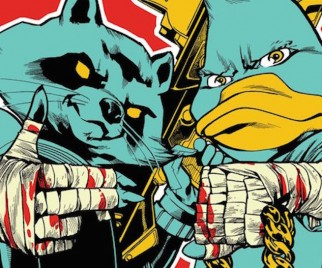 Marvel's Deadpool and Howard the Duck Get Run the Jewels Variant Covers