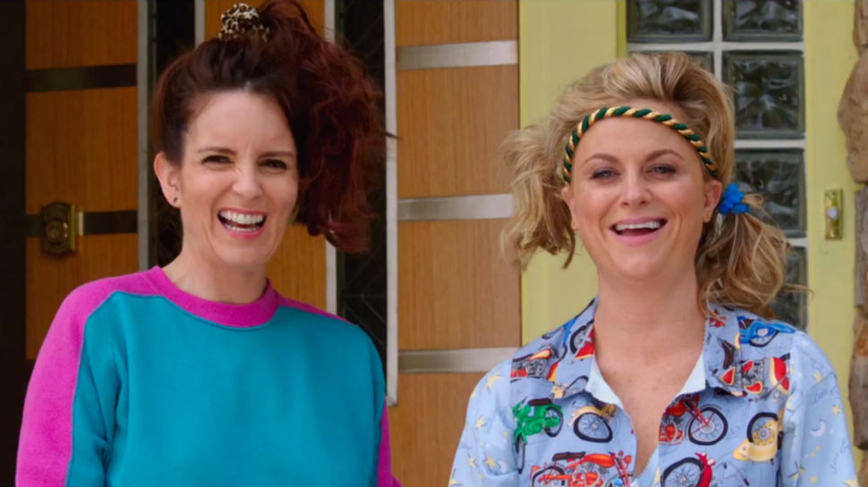 We Are Family: Tina Fey and Amy Poehler Dance It Out in SISTERS Teaser