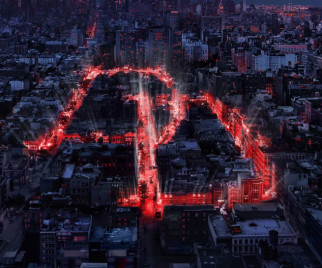 DAREDEVIL Looking Bloody Good in New Poster for Marvel's Netflix Series