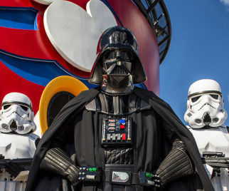 STAR WARS Comes to Disney Cruise Lines