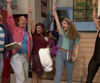 Jimmy Fallon Takes Us Back to Bayside with a SAVED BY THE BELL Reunion