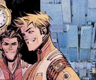 Advance Review: Mark Millar and Sean Murphy's CHRONONAUTS is Out of This World