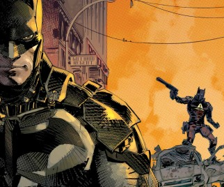 Interview: Peter Tomasi on BATMAN: ARKHAM KNIGHT
