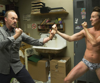 Oscars 2015 Exclusive: Michael Keaton on the BIRDMAN Phenomenon