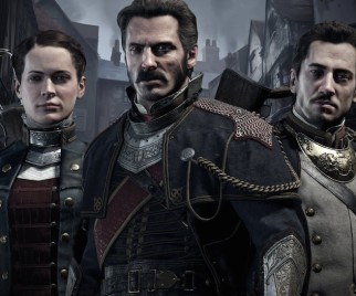 Review: Something's Amiss in THE ORDER: 1886