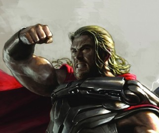 Chris Hemsworth on How Thor Fits Into AGE OF ULTRON