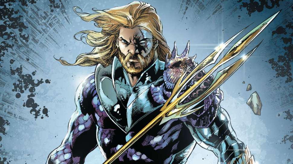 Get Your First Look At Jason Momoa as AQUAMAN In BATMAN V SUPERMAN