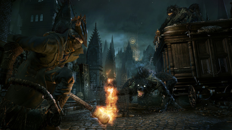 A BLOODBORNE Starter Guide For Fresh Hunters
