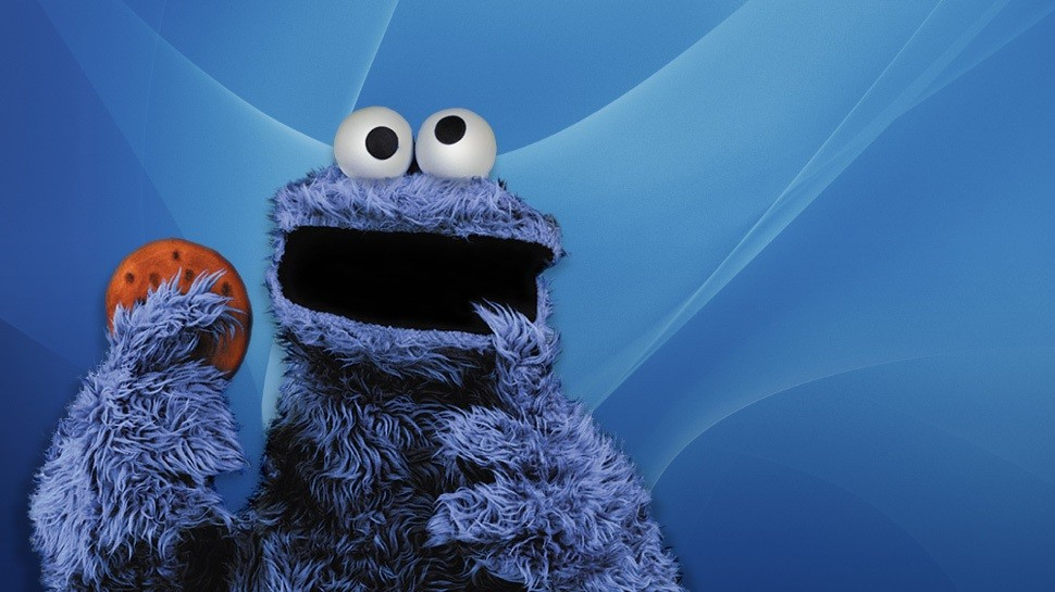 P is for Pizza in Cookie Monster's Latest Unboxing Video