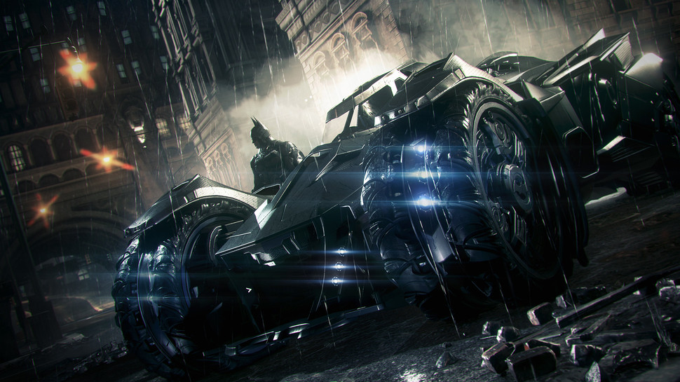 Why ARKHAM KNIGHT's M Rating Matters