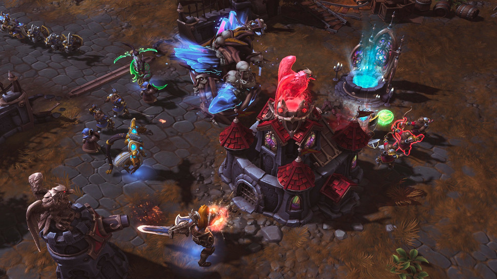 Blizzard's 'Heroes Of The Dorm' Tournament Offers College Tuition Money Prize