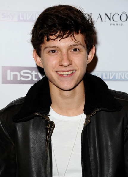 Possible Spider-Man #5: Tom Holland