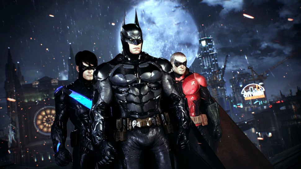 BATMAN: ARKHAM KNIGHT Plagued With Issues On PC