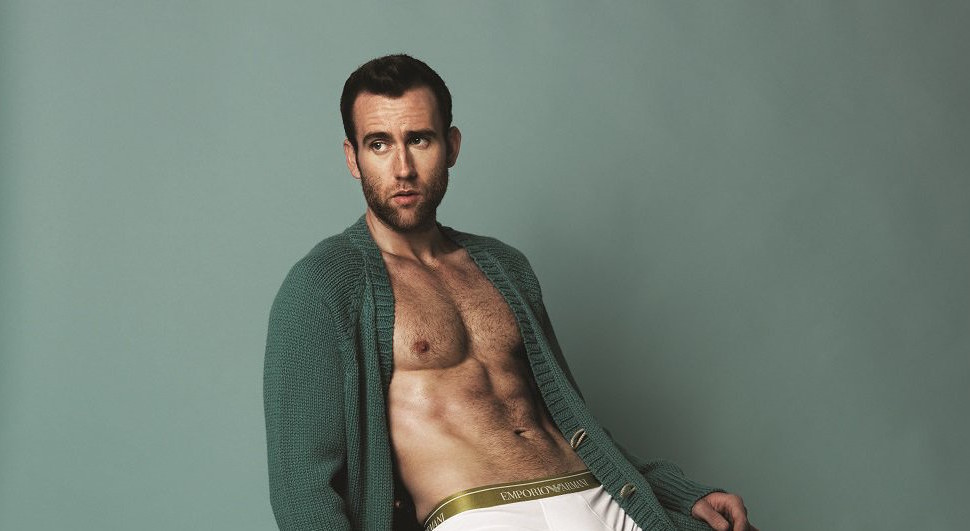 Apparently Matthew Lewis (a.k.a. Neville Longbottom) Drank Aging Potion Without JK Rowling's Permission