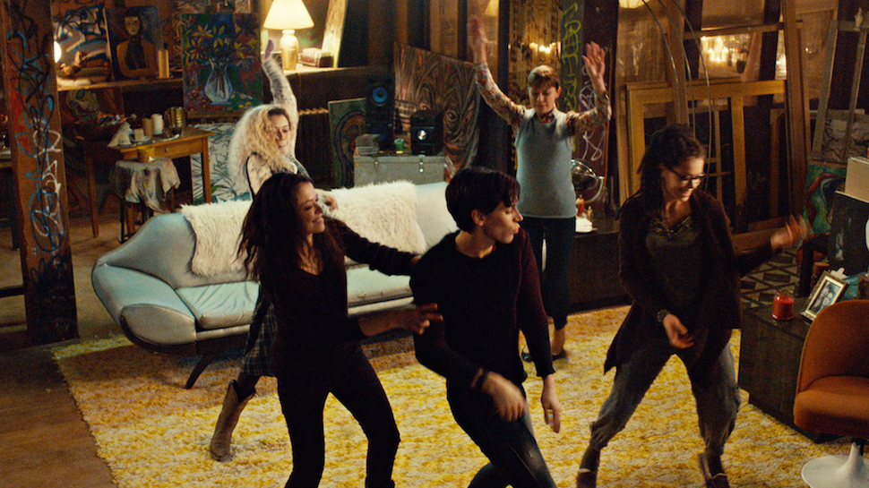 Create an ORPHAN BLACK Dance Party with The New Soundtrack and Score