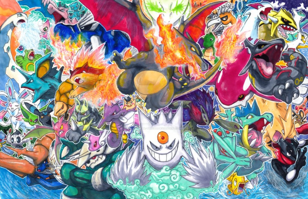 Feast Your Eyes on This List of Top 8 Shiny Pokémon | Nerdist