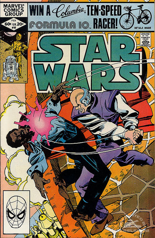Star Wars 56 Cover