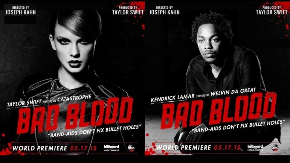 "Music Dispatch: Kendrick Lamar Is In Taylor Swift's ""Bad Blood"" Video"