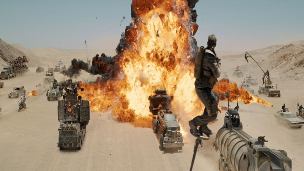 These MAD MAX: FURY ROAD VFX Comparisons Show the Making of a Lovely Day