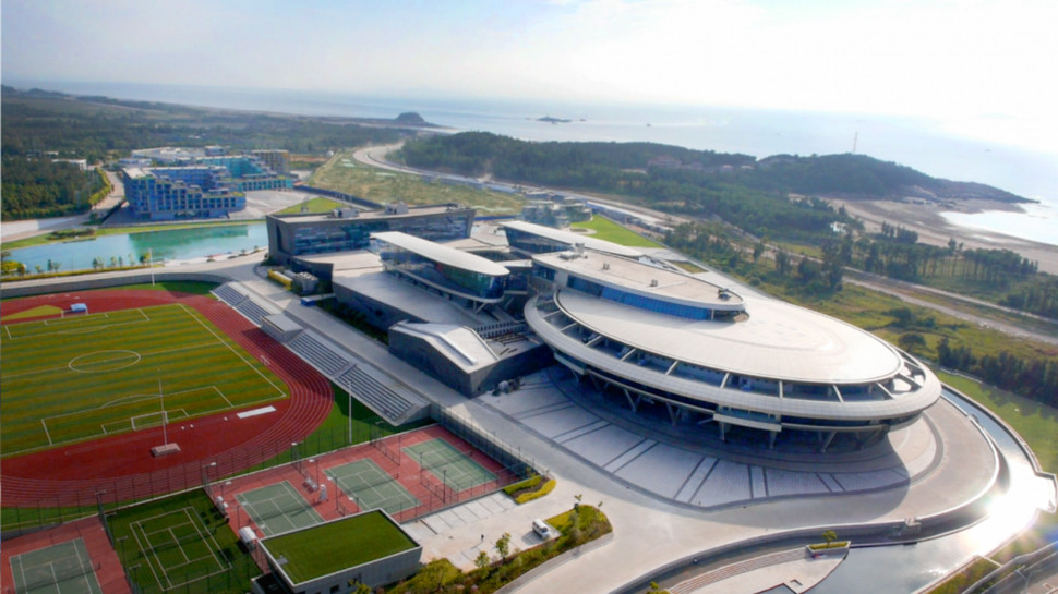 STAR TREK Office Building Cost Nearly $100 Million To Build