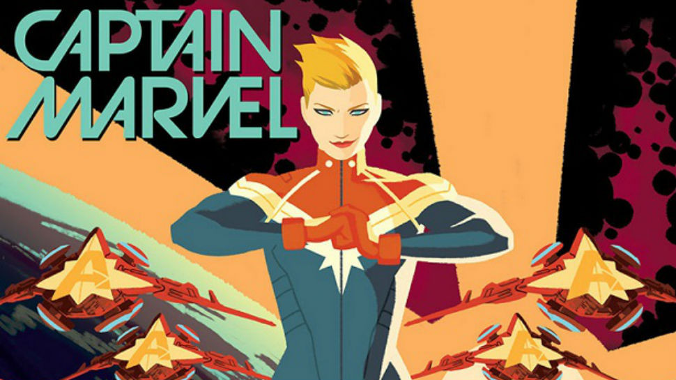 Marvel Launches New CAPTAIN MARVEL Comic This Fall from AGENT CARTER Creators
