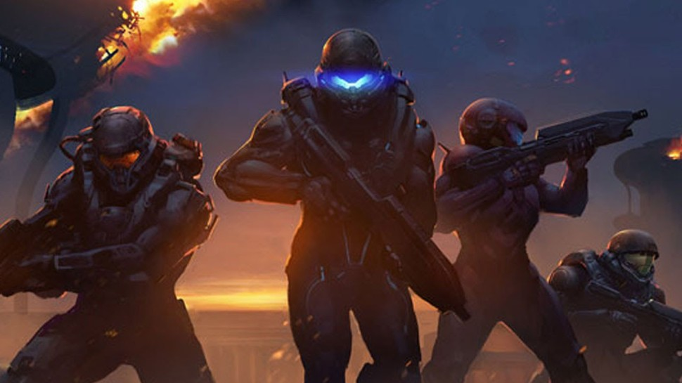 HALO 5: GUARDIANS Pulls a TITANFALL with Warzone Multiplayer Mode