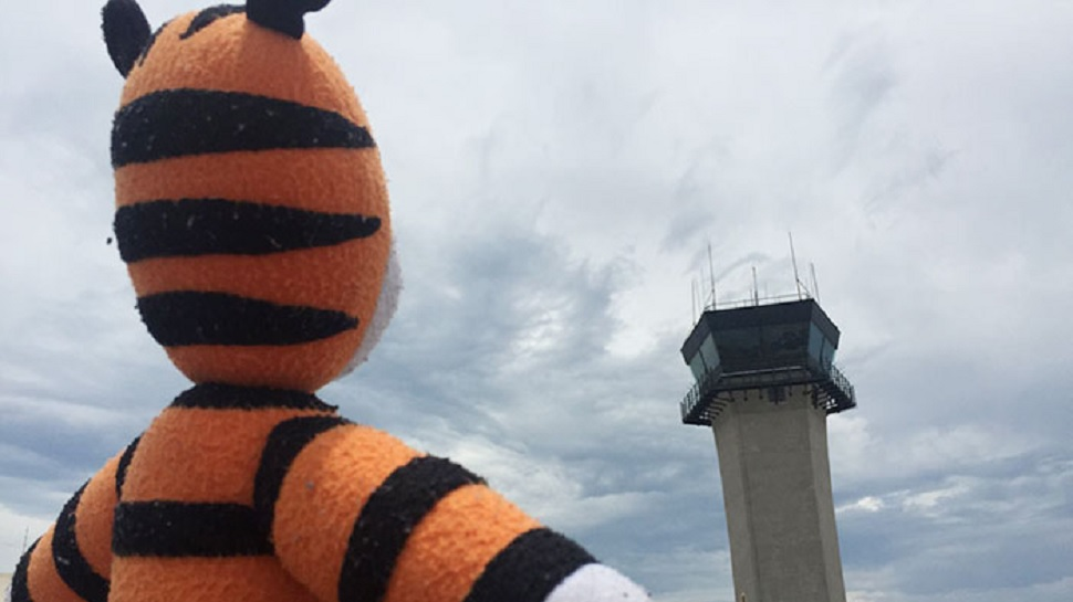 Boy Leaves Behind Stuffed Hobbes at Airport Full of Awesome Employees