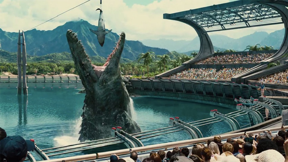 Review: JURASSIC WORLD is Dino Overload