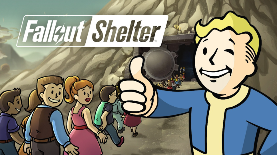 FALLOUT SHELTER Topping Charts Everywhere
