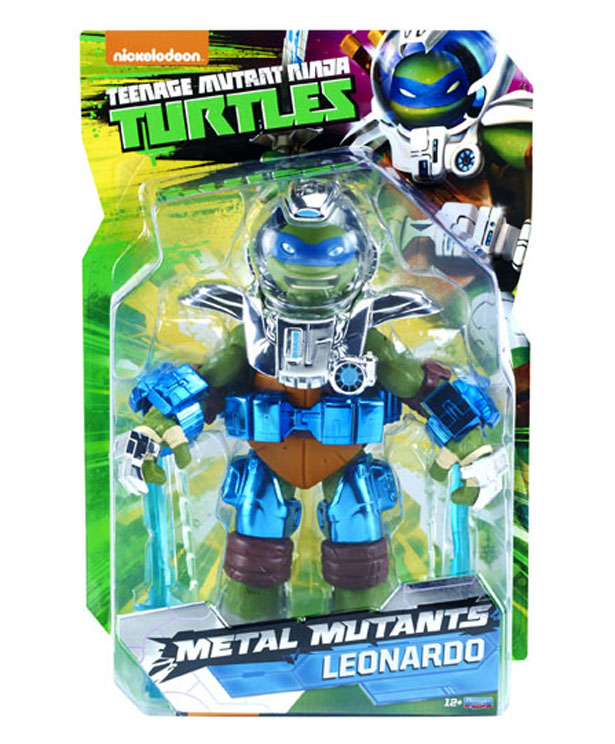 TMNT Metal Mutants Leonardo SDCC 2