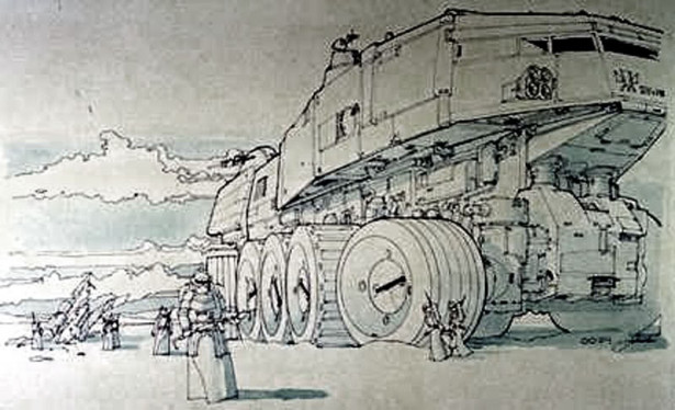 Imperial Tank