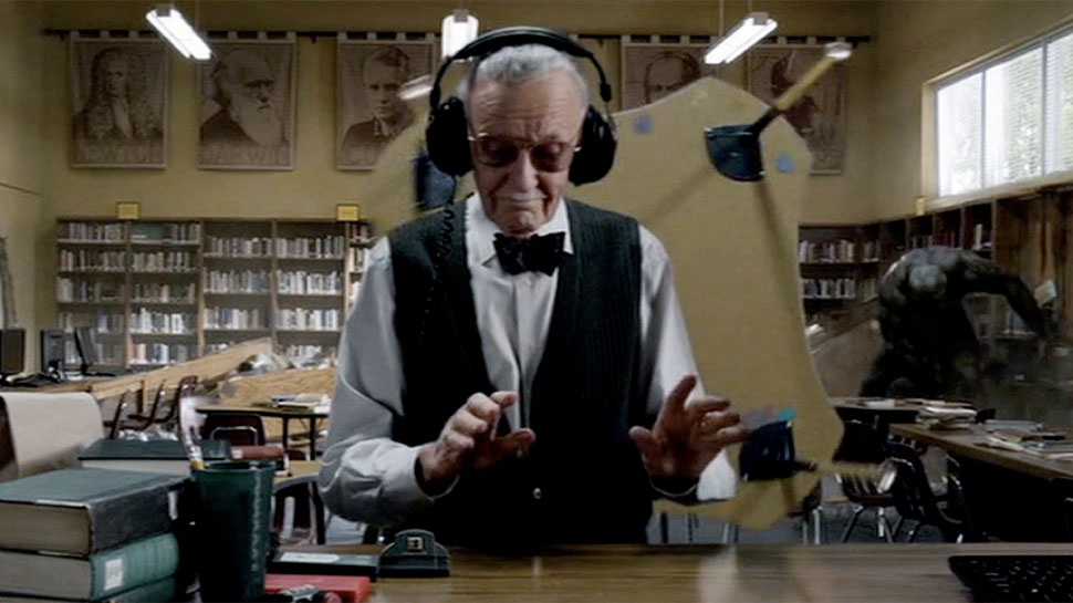 Stan Lee Has Already Filmed Cameos for Black Panther Avengers 4, & More