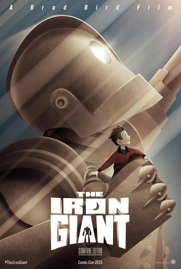 The Iron Giant small
